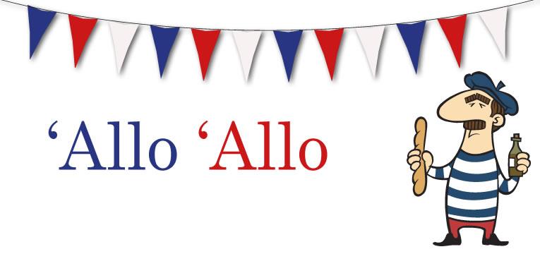 'Allo 'Allo Banner