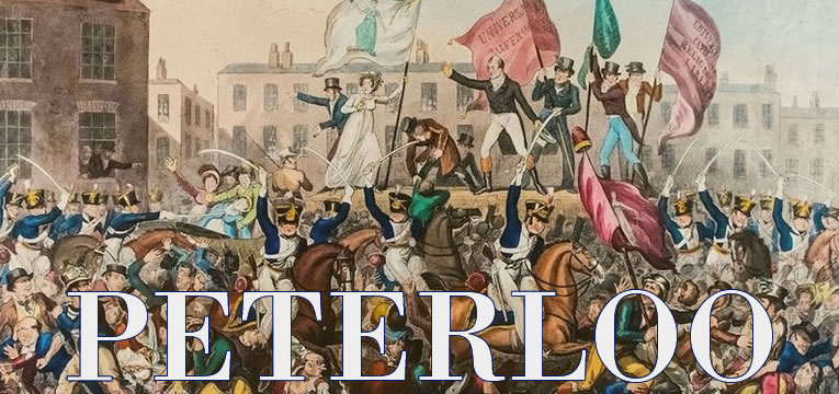 Peterloo Banner