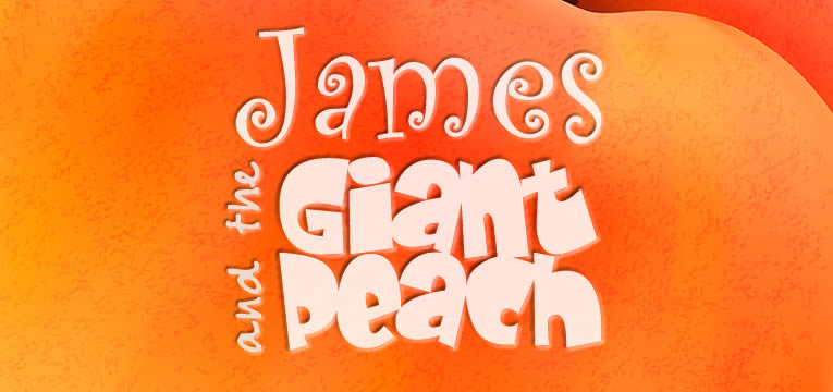 James and the Giant Peach Banner