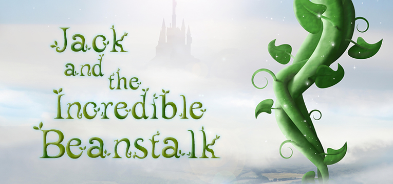 Jack and the Incredible Beanstalk Banner