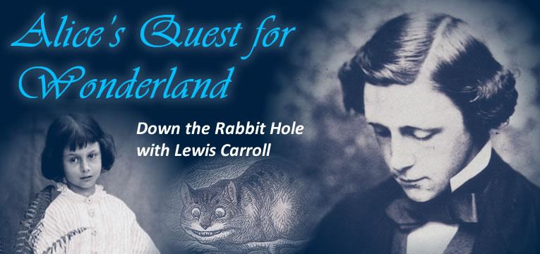 Lewis Carroll Festival Banner