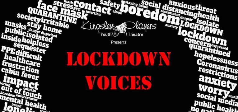 Lockdown Voices Banner
