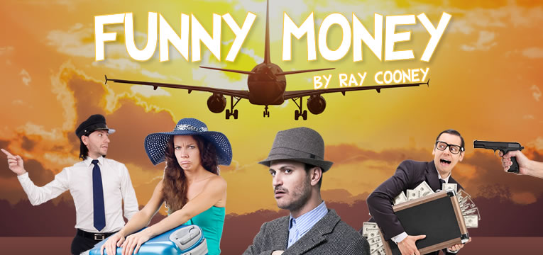 Funny Money Banner